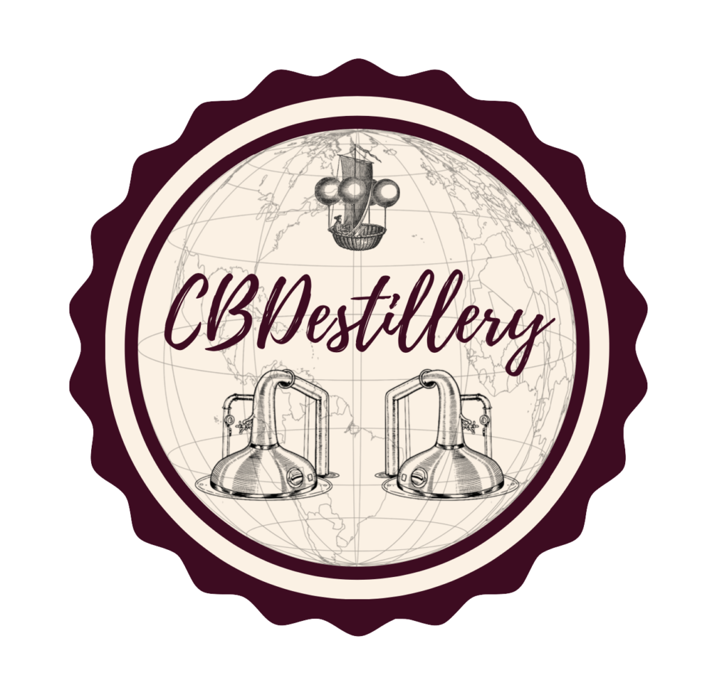 Bild: CBDestillery Logo