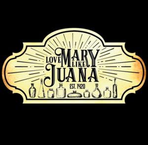 Bild: Logo Love Mary Like Juana