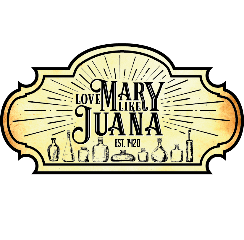 Bild: Logo Love Mary Like Juana
