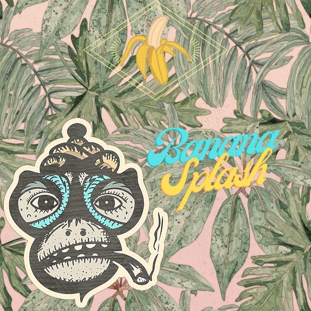 Bild: CBD Blüten Banana Splash