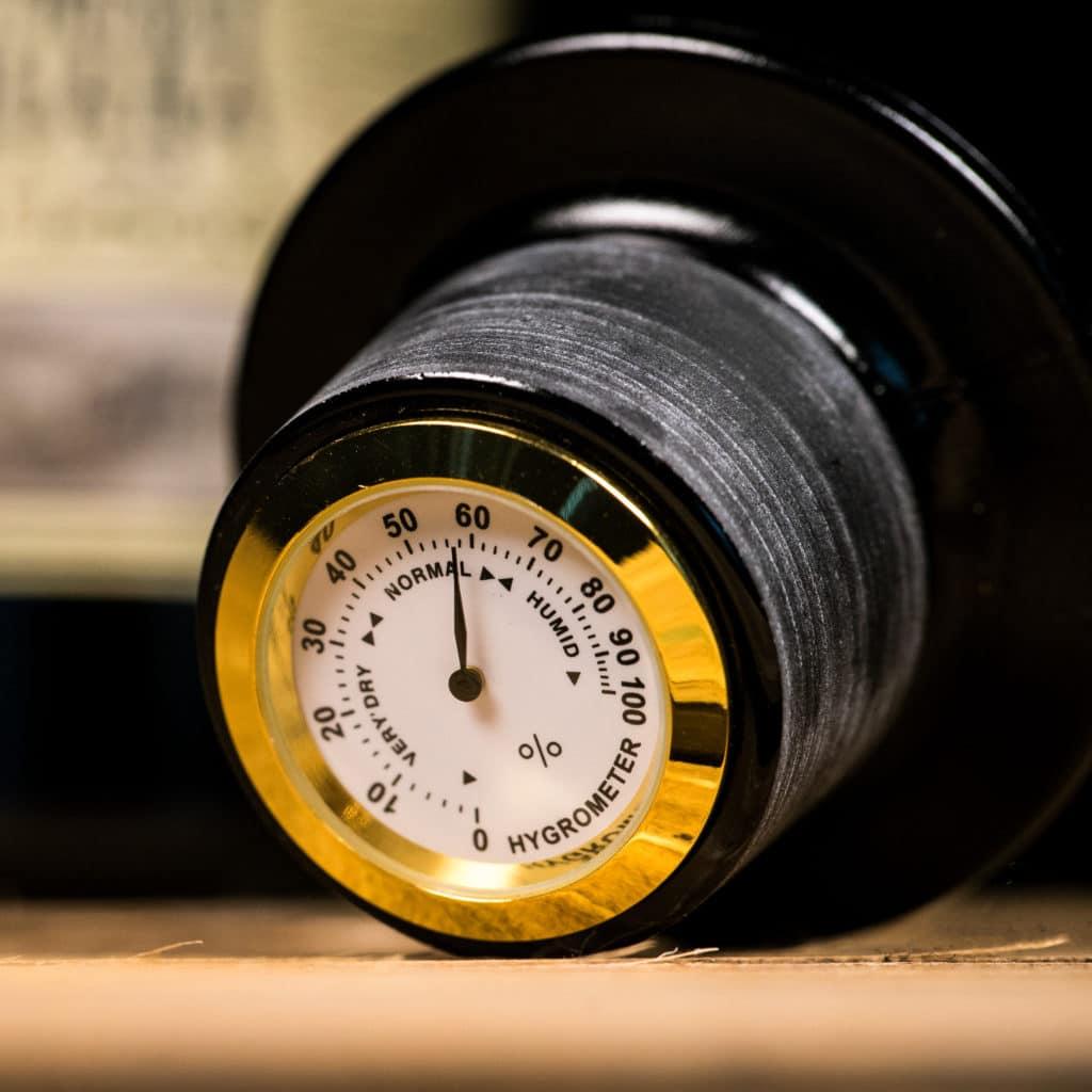 Bild: Mary Purple 500ml Hygrometer